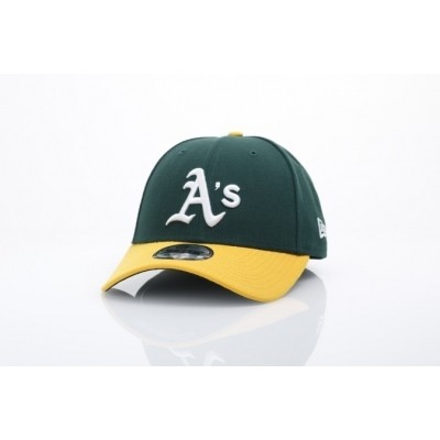 New Era 10047540 Dad cap The league Oakland Athletics Official team colors