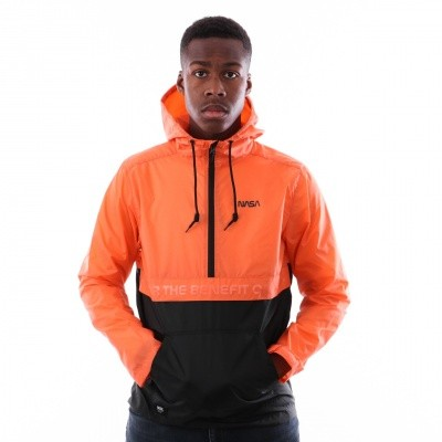 Afbeelding van Vans VANS SPACE ANORAK VA3W7AXH7 jas SPACE ORANGE