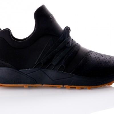Arkk Raven Nubuck S-E15 Vibram® Black Gum-M ML1420-0099-M Sneakers Black