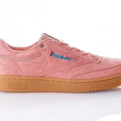 Afbeelding van Reebok CLUB C 85 MU CN3865 Sneakers MC-DIRTY APRICOT/TEAL/GUM