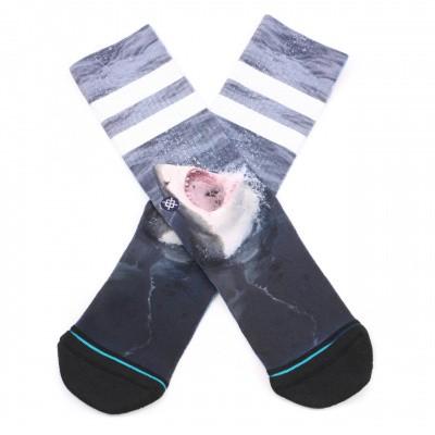 Afbeelding van Stance Brucey M556A19BRU sokken Grey