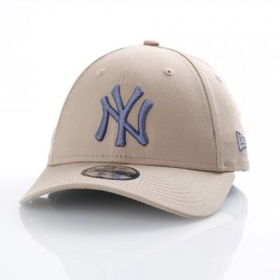 Afbeelding van New Era Kids 80536635 Dad Cap Kids League Essential 940 Ny Yankees Bruin