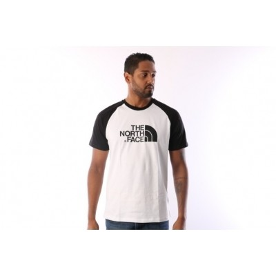 Afbeelding van The North Face T937FV-LA9 T-shirt Raglan easy Wit