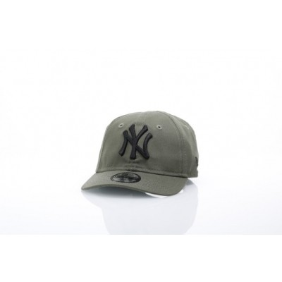 Afbeelding van New Era Kids 80536304 Dad cap INF league essential 940 NY Yankees Groen