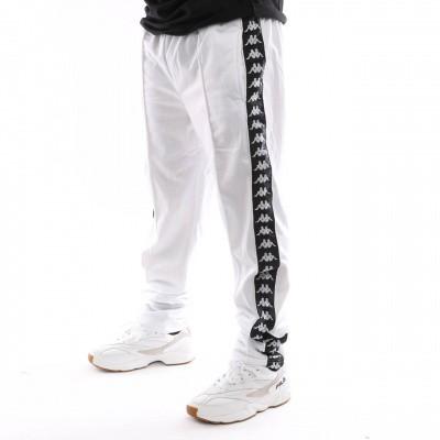 Afbeelding van Kappa 222 Banda Astoria Slim 301Efs0-C52 Trainingsbroek White-Black