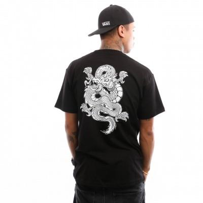 Afbeelding van Vans Puff Ss VA3HXTBLK T shirt Black