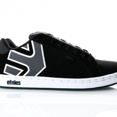 Etnies FADER 4101000203 Sneakers BLACK/DARK GREY/SILVER