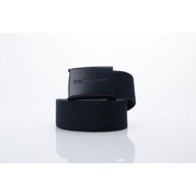 Afbeelding van Carhartt WIP I020451-7700 Belt Clip tonal Blauw