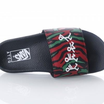Vans Classics VA33TY-Q4B Slide sandal Slide-on Zwart