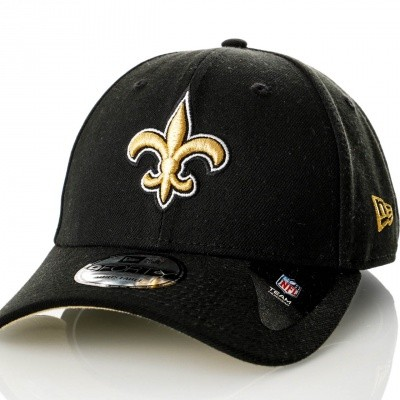 Afbeelding van New Era NFL THE LEAGUE NEW ORLEANS SAINTS 10517876 dadcap Official Team Colour NFL