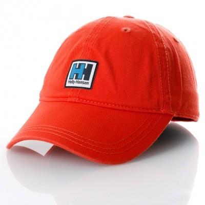 Helly Hansen 67199-135 Dad cap Logo cap Oranje