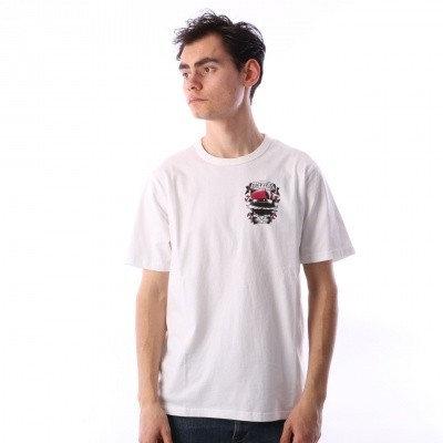 Dickies 06 210588-WH T-shirt Ore city Wit