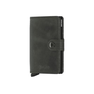 Afbeelding van Secrid MV-OLIVE/BLACK Wallet Miniwallet vintage Olive -Black