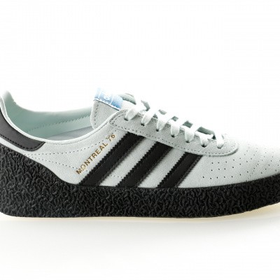 Afbeelding van Adidas MONTREAL 76 BD7634 Sneakers vapour green/core black/cream white