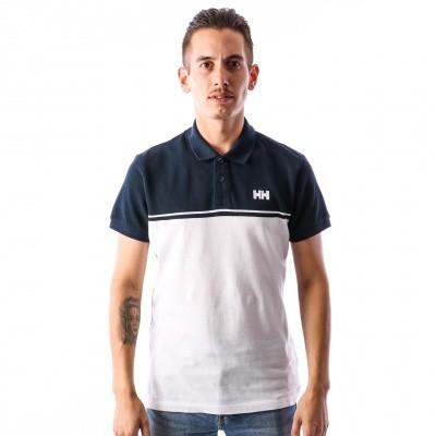 Helly Hansen 33939-597 Polo shirt Salt Blauw