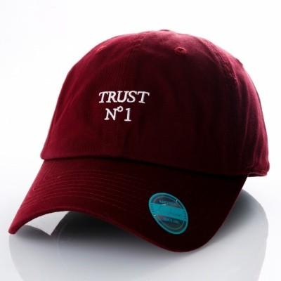 Ethos Trust NR. 1 KBSV-040 burgundy KBSV-040 dad cap burgundy