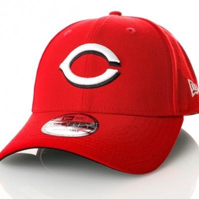 Afbeelding van New Era MLB THE LEAGUE CINCINNATI RED 10047517 dadcap Official Team Colour MLB