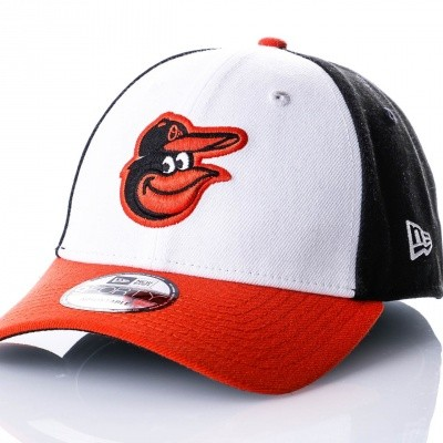 Afbeelding van New Era MLB THE LEAGUE BALTIMORE ORIOLES 10489623 dadcap Official Team Colour MLB