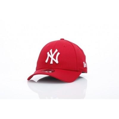 New Era Kids 10877282 Dad cap 940 MLB league basic NY Yankees Rood