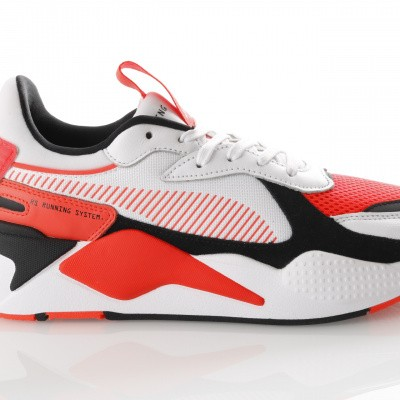 Afbeelding van Puma RS-X Reinvention 369579 Sneakers Puma White-Red Blast