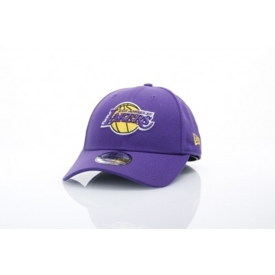 Afbeelding van New Era 11405605 Dad cap The league LA Lakers Official team colors