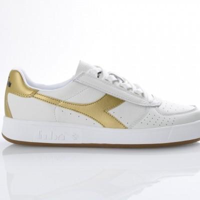 Diadora 501.173.090-C1070 Sneakers B elite 1 Wit