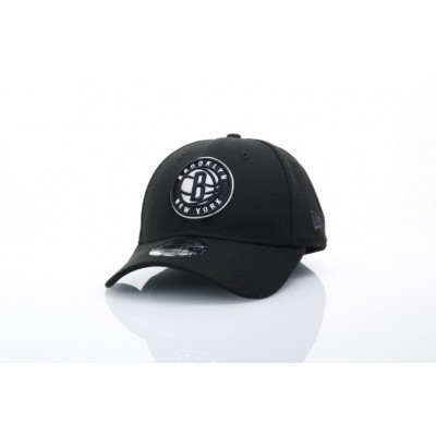 Afbeelding van New Era 11405616 Dad cap The league Brooklyn Nets Official team colors