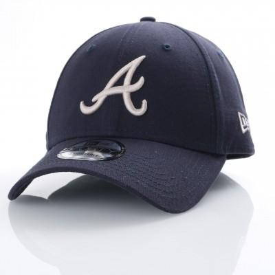 New Era 80536631 Dad cap League essential 940 Atlanta Braves Blauw
