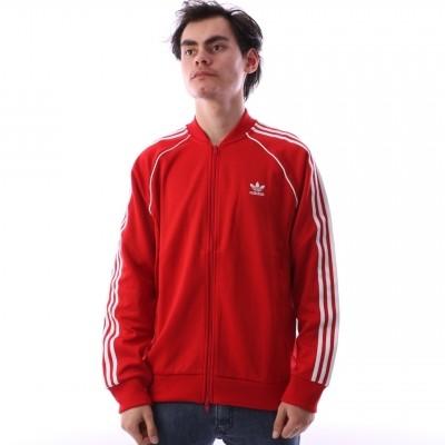 Adidas Originals CW1257 Tracktop Sst tt Rood