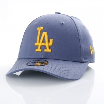 Afbeelding van New Era Kids 80536636 Dad cap Kids league essential 940 LA Dodgers Grijs