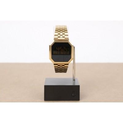 Nixon A158-502-00 Watch Re-run Goud