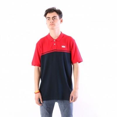 Helly Hansen 33939-110 Polo shirt Salt Rood