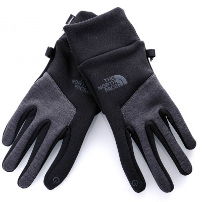 Afbeelding van The North Face ETIP GLOVE T93KPNFTH handschoenen TNFBLACK/TNFDARKGREYHTHER