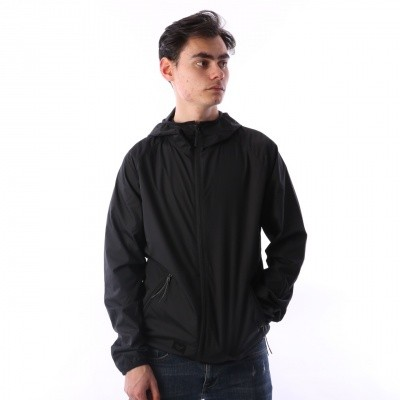 Reell Jacket Pack logo Zwart