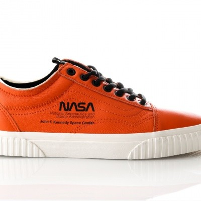 Afbeelding van Vans UA Old Skool Vans X Nasa VA38G1UPA Sneakers (Space Voyager) firecracker