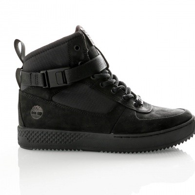 Afbeelding van Timberland CityRoam Cupsole F/L Chk TB0A1S8H0011 Sneakers Blackout Nubuck