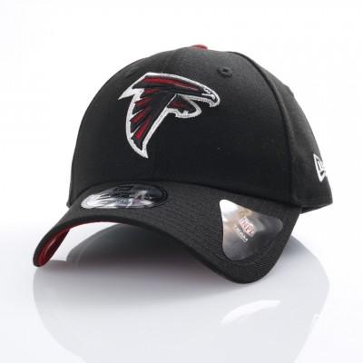 Afbeelding van New Era 10517894 Dad cap NFL the league Atlanta Falcons Official team colors