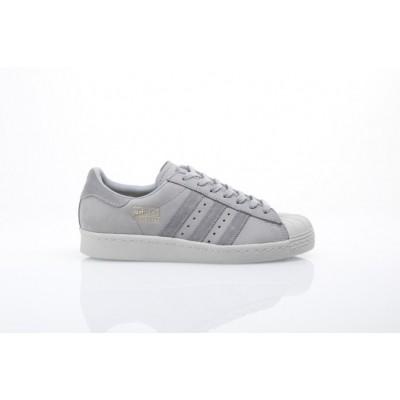 Adidas Originals BZ0208 Sneakers Superstar 80s leather Grijs