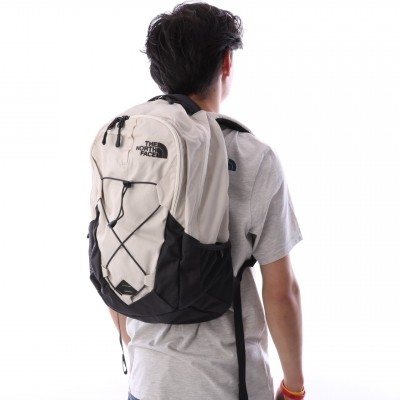 The North Face T0CHJ4-3NM Rugzak Jester White Herbal