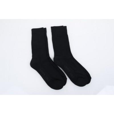 Afbeelding van Levi's Bodywear 944011001-884 Socks 168LS regular cut 2-pack Zwart