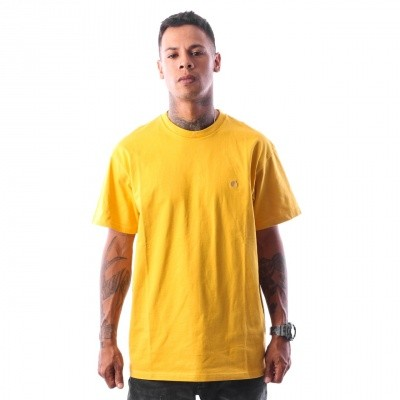 Carhartt WIP S/S Chase T-Shirt I021949 T-shirt Quince / Gold