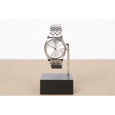 Nixon A045-1920 Watch Time teller Zilver