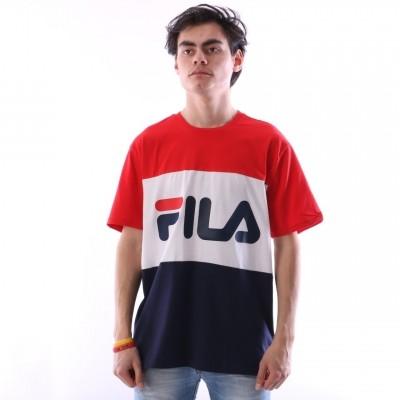 Fila 681244-J35 T-shirt Day Blauw