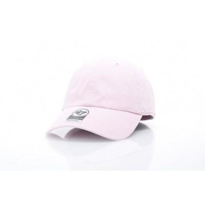 Afbeelding van 47 Brand BL-GW00GWSNL-PT Dad cap Classic clean up Roze