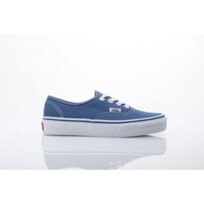 Afbeelding van Vans Classics VEE3-NVY Sneakers Authentic Blauw