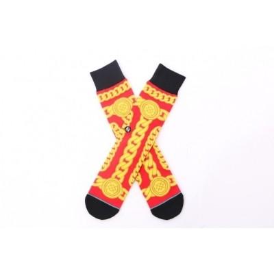 Stance M545C17LIN Socks Linx Rood