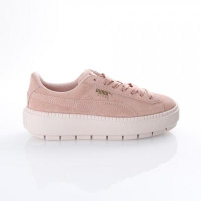 Puma Ladies 365830-05 Sneakers Platform trace Roze