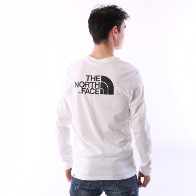 The North Face T92TX1-FN4 Longsleeve Easy Wit