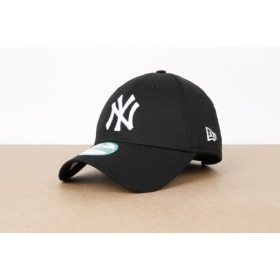 New Era 10531941 Dad cap 9Forty league basic NY Yankees Zwart