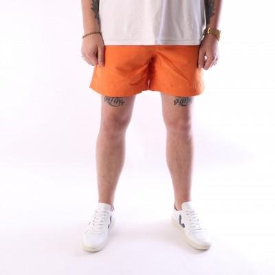 Afbeelding van Carhartt WIP I024320-963 Short pant Cay swim trunk Roze